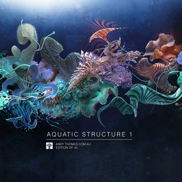 Aquatic Structure 1
