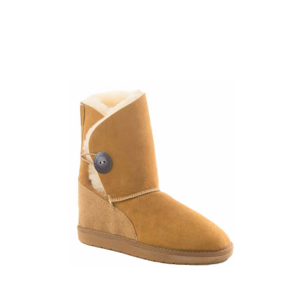 DIANA MID CARAMEL - PURE OZ AUSTRALIAN MADE SHEEPSKIN UGG BOOT