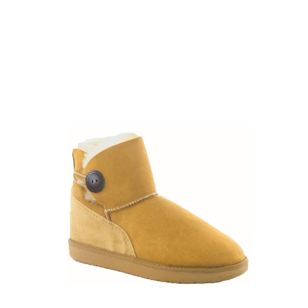 DIANA MINI CARAMEL - PURE OZ AUSTRALIAN MADE SHEEPSKIN UGG BOOT