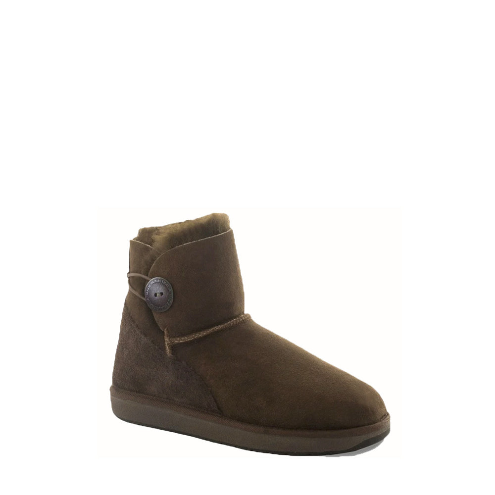 DIANA MINI MOCHA - PURE OZ AUSTRALIAN MADE SHEEPSKIN UGG BOOT