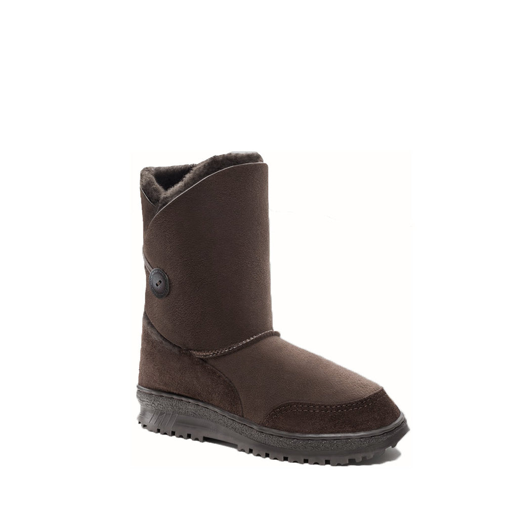 DIANA WANDER MID MOCHA - PURE OZ AUSTRALIAN MADE SHEEPSKIN UGG BOOT