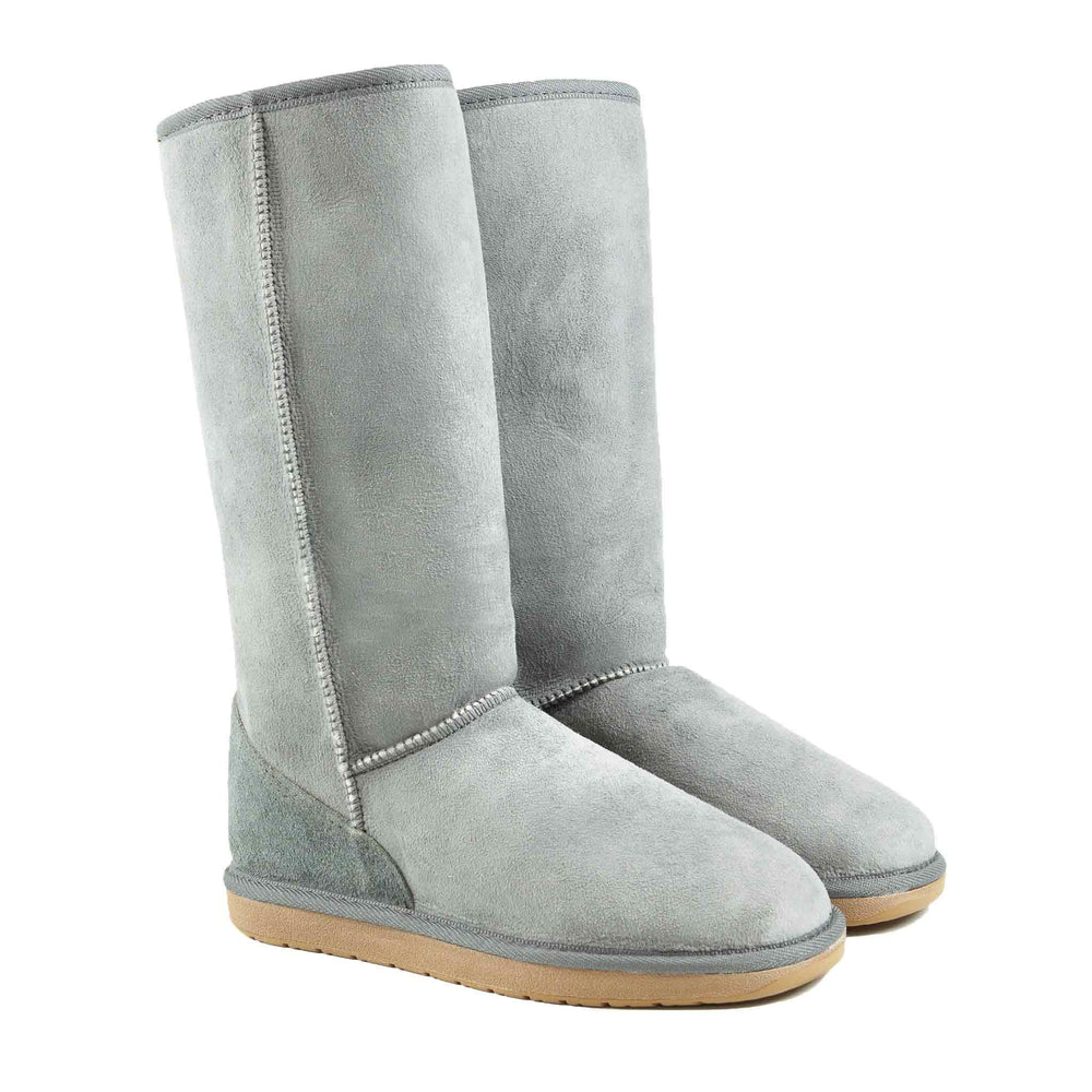ICON ASH PAIR - PURE OZ - AUSTRALIA MADE SHEEPSKIN BOOT