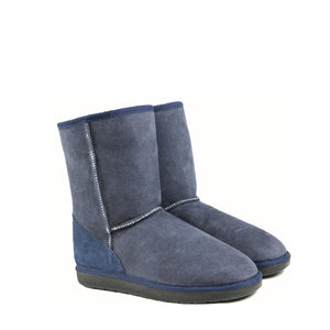 ICON MID MIDNIGHT PAIR - PURE OZ AUSTRALIAN MADE SHEEPSKIN UGG BOOTS