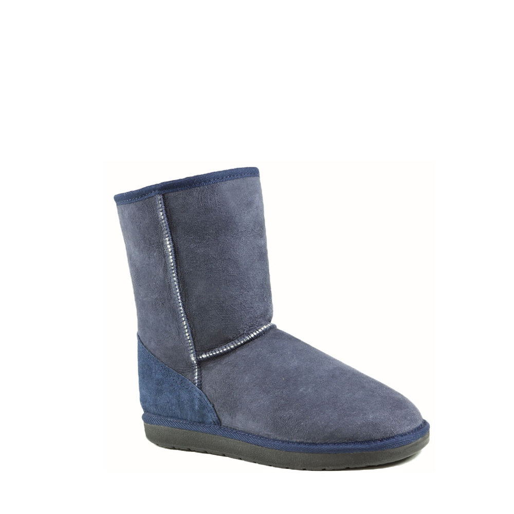 Load image into Gallery viewer, ICON MID MIDNIGHT MENS - PURE OZ AUSTRALIAN MADE SHEEPSKIN UGG BOOTS