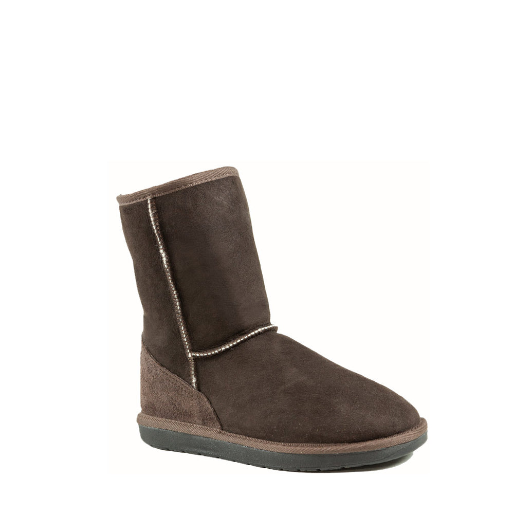 ICON MID MOCHA - PURE OZ AUSTRALIAN MADE SHEEPSKIN UGG BOOTS