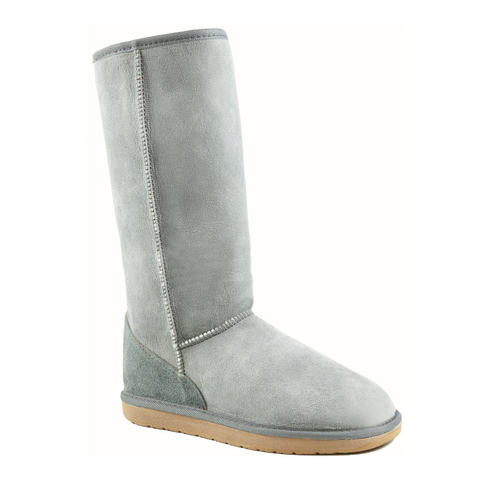 ICON ASH - PURE OZ - AUSTRALIA MADE SHEEPSKIN BOOT