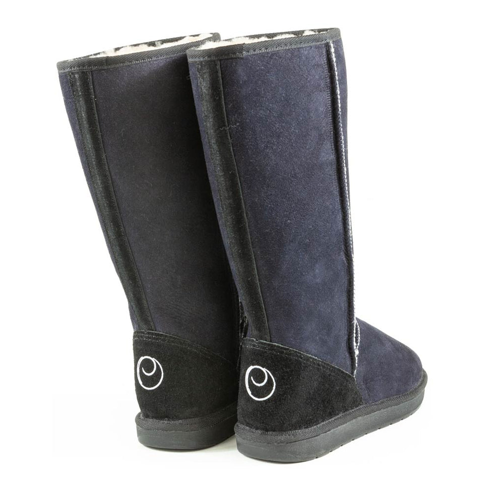ICON BLACK BACK - PURE OZ - AUSTRALIA MADE SHEEPSKIN BOOT