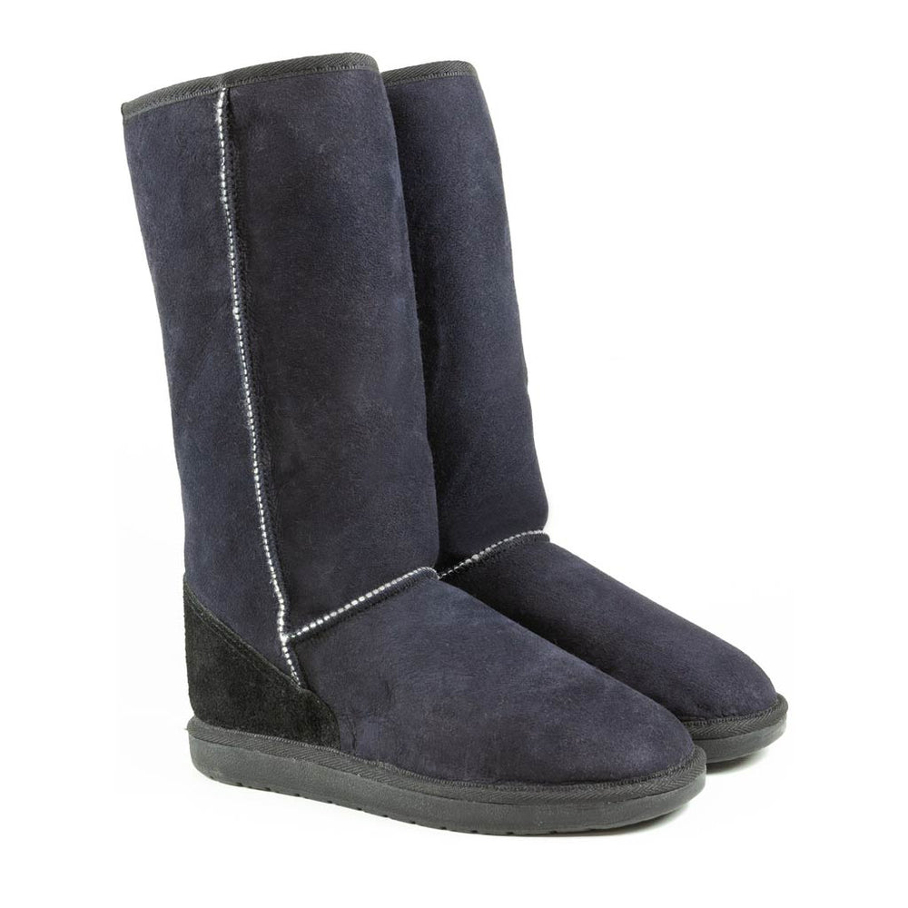 ICON BLACK PAIR - PURE OZ - AUSTRALIA MADE SHEEPSKIN BOOT