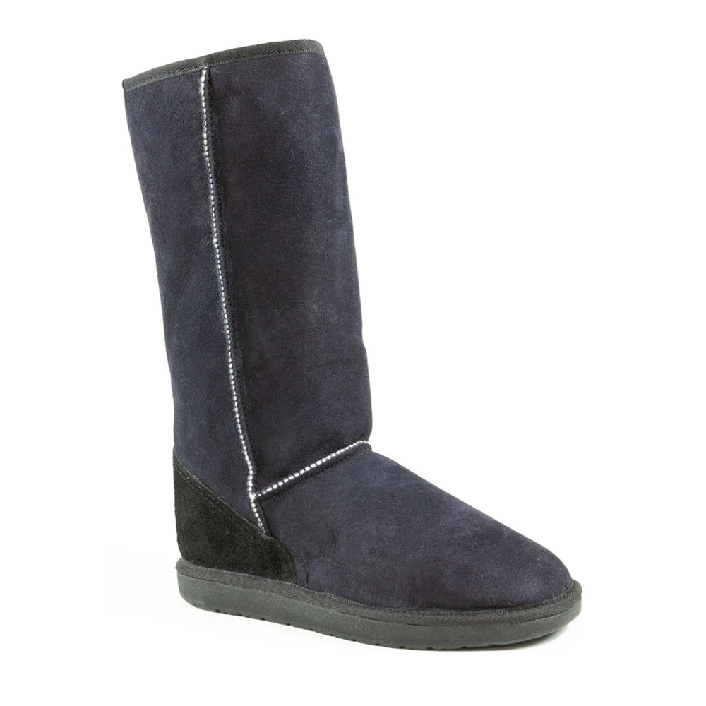 ICON BLACK - PURE OZ - AUSTRALIA MADE SHEEPSKIN BOOT