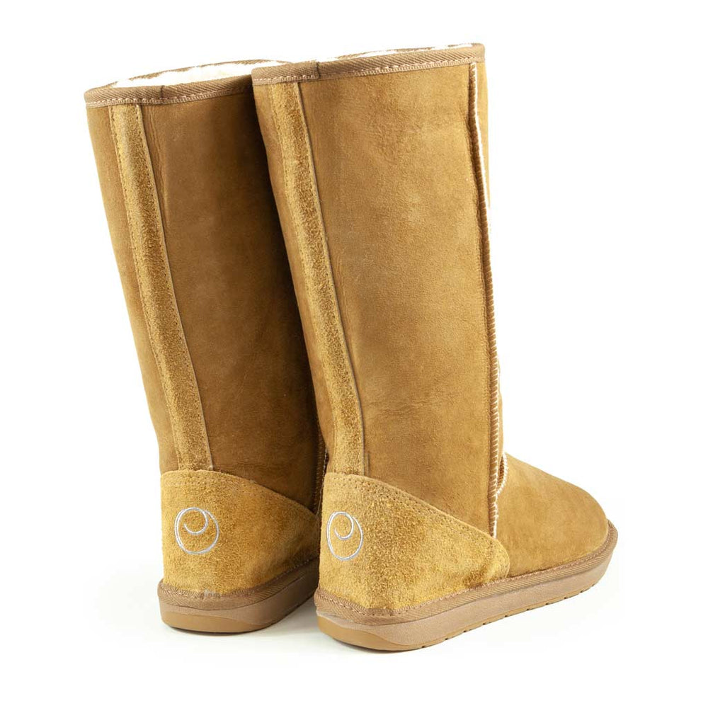 Load image into Gallery viewer, ICON CARAMEL BACK - PURE OZ - AUSTRALIA MADE SHEEPSKIN BOOT