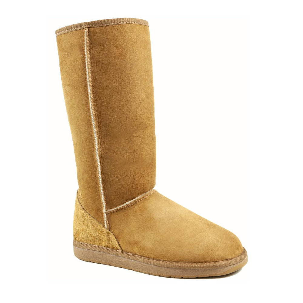 Load image into Gallery viewer, ICON CARAMEL - PURE OZ - AUSTRALIA MADE SHEEPSKIN BOOT