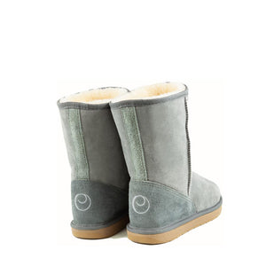 Load image into Gallery viewer, ICON MID ASH BACK- PURE OZ - AUSTRALIA MADE SHEEPSKIN BOOT