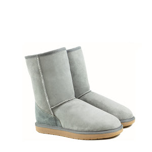 Load image into Gallery viewer, ICON MID ASH PAIR - PURE OZ - AUSTRALIA MADE SHEEPSKIN BOOT