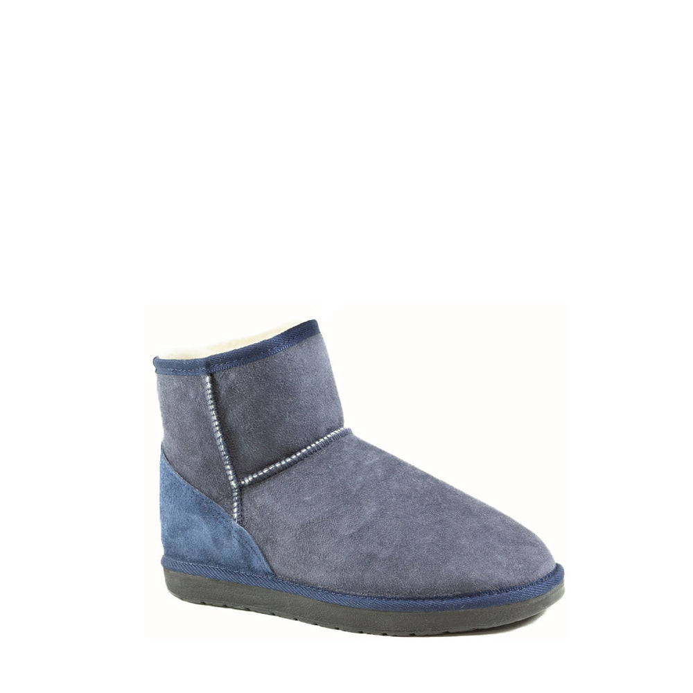 Load image into Gallery viewer, ICON MINI MIDNIGHT - PURE OZ AUSTRALIAN MADE SHEEPSKIN UGG BOOTS