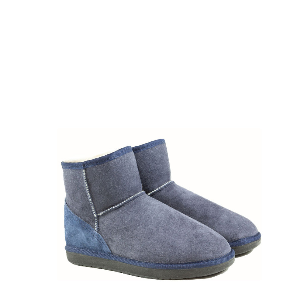 ICON MINI MIDNIGHT PAIR - PURE OZ AUSTRALIAN MADE SHEEPSKIN UGG BOOTS