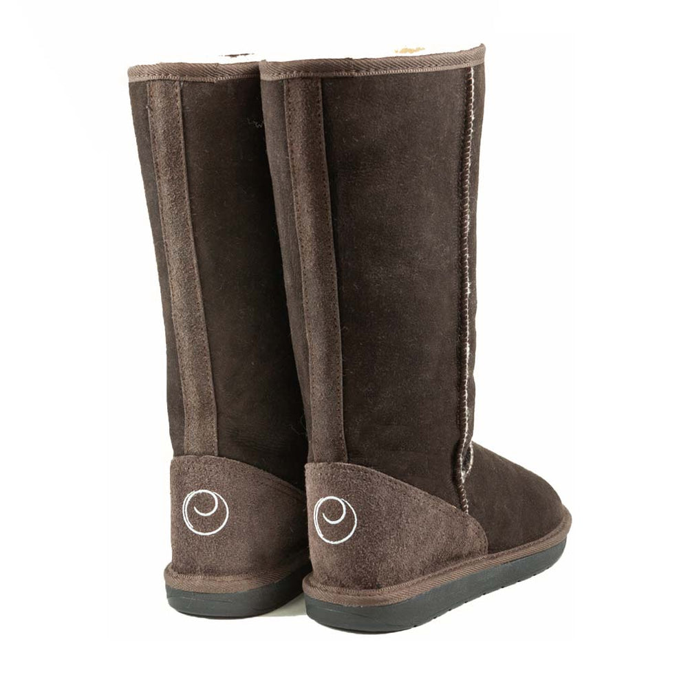 ICON MOCHA BACK - PURE OZ - AUSTRALIA MADE SHEEPSKIN BOOT