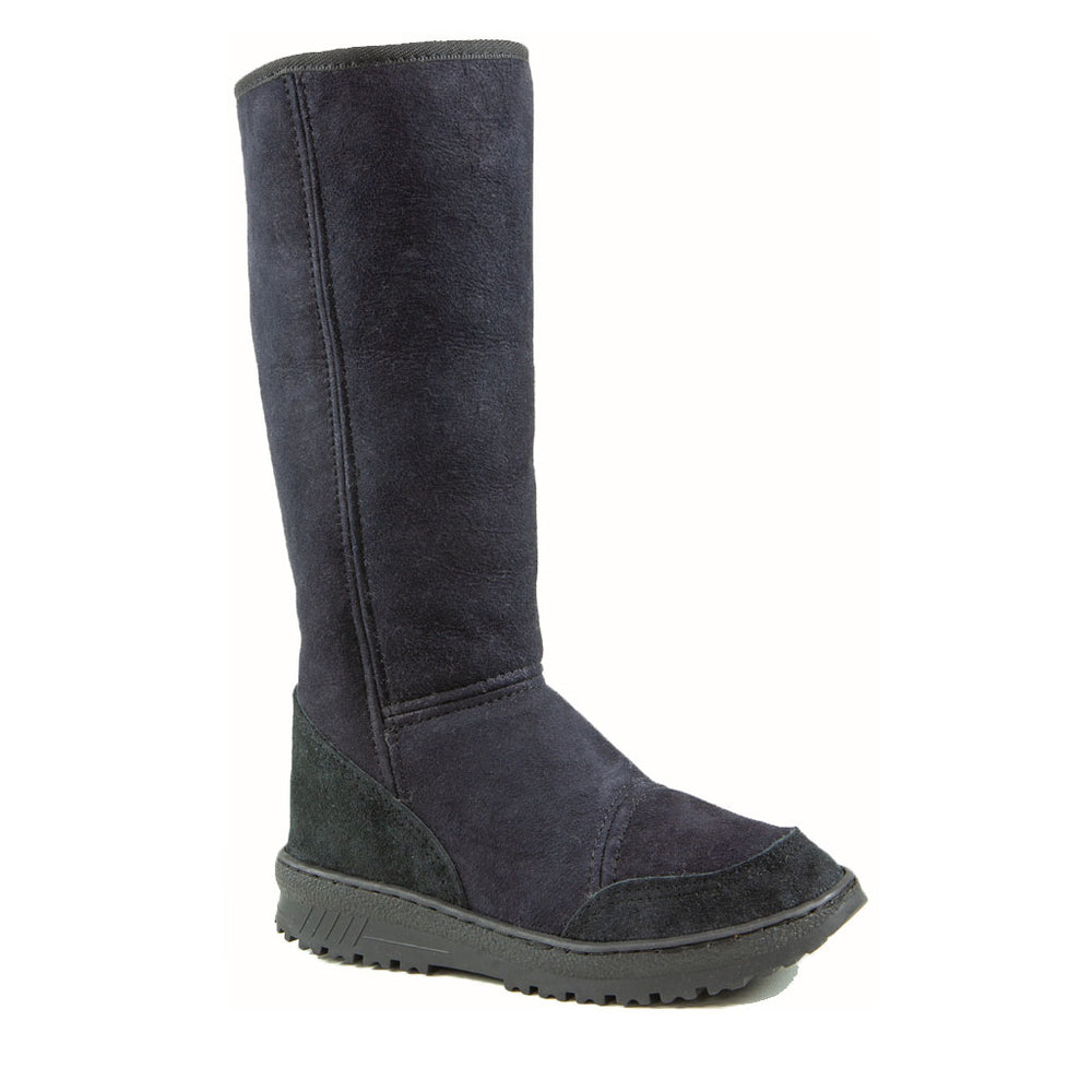 Load image into Gallery viewer, VENUS BLACK - PURE OZ - AUSTRALIA MADE SHEEPSKIN BOOT