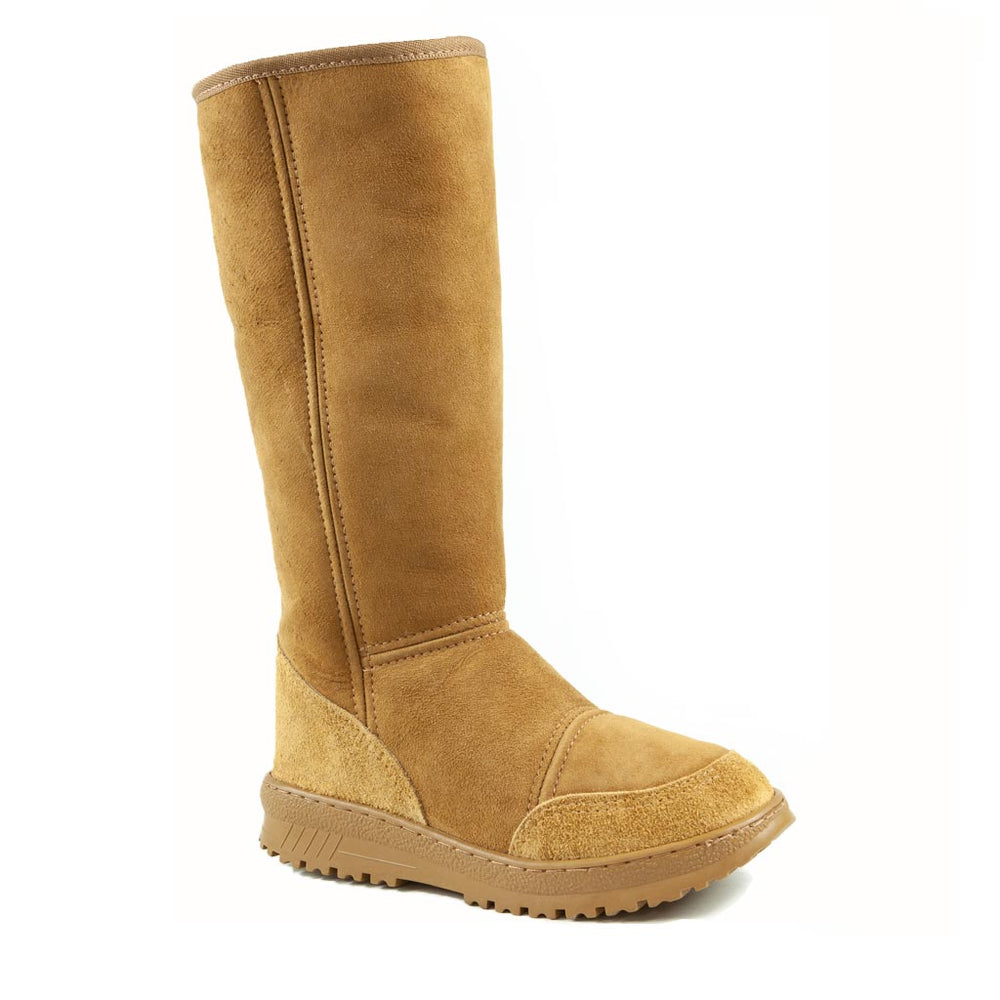 Load image into Gallery viewer, VENUS CARAMEL - PURE OZ - AUSTRALIA MADE SHEEPSKIN BOOT