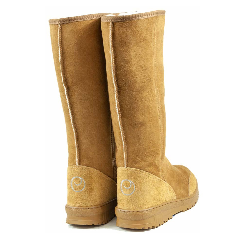Load image into Gallery viewer, VENUS CARAMEL BACK - PURE OZ - AUSTRALIA MADE SHEEPSKIN BOOT