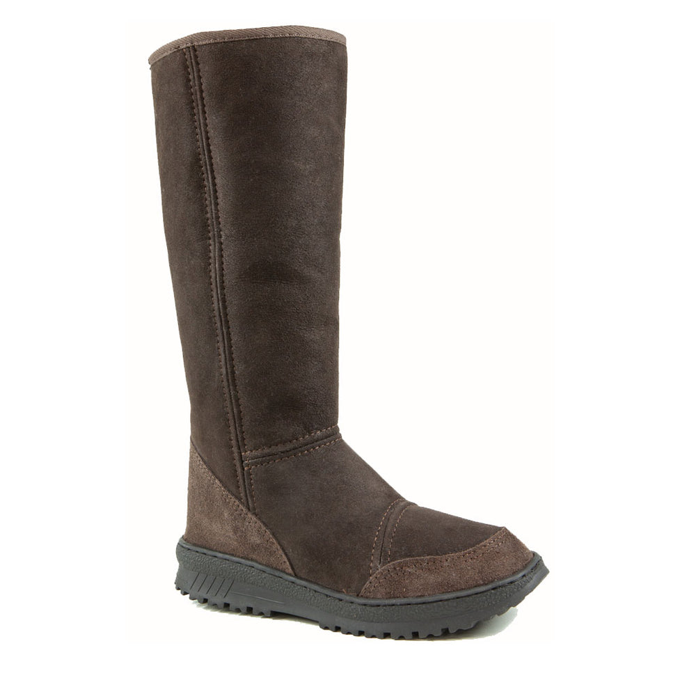 VENUS MOCHA - PURE OZ - AUSTRALIA MADE SHEEPSKIN BOOT