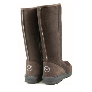 VENUS MOCHA BACK - PURE OZ - AUSTRALIA MADE SHEEPSKIN BOOT