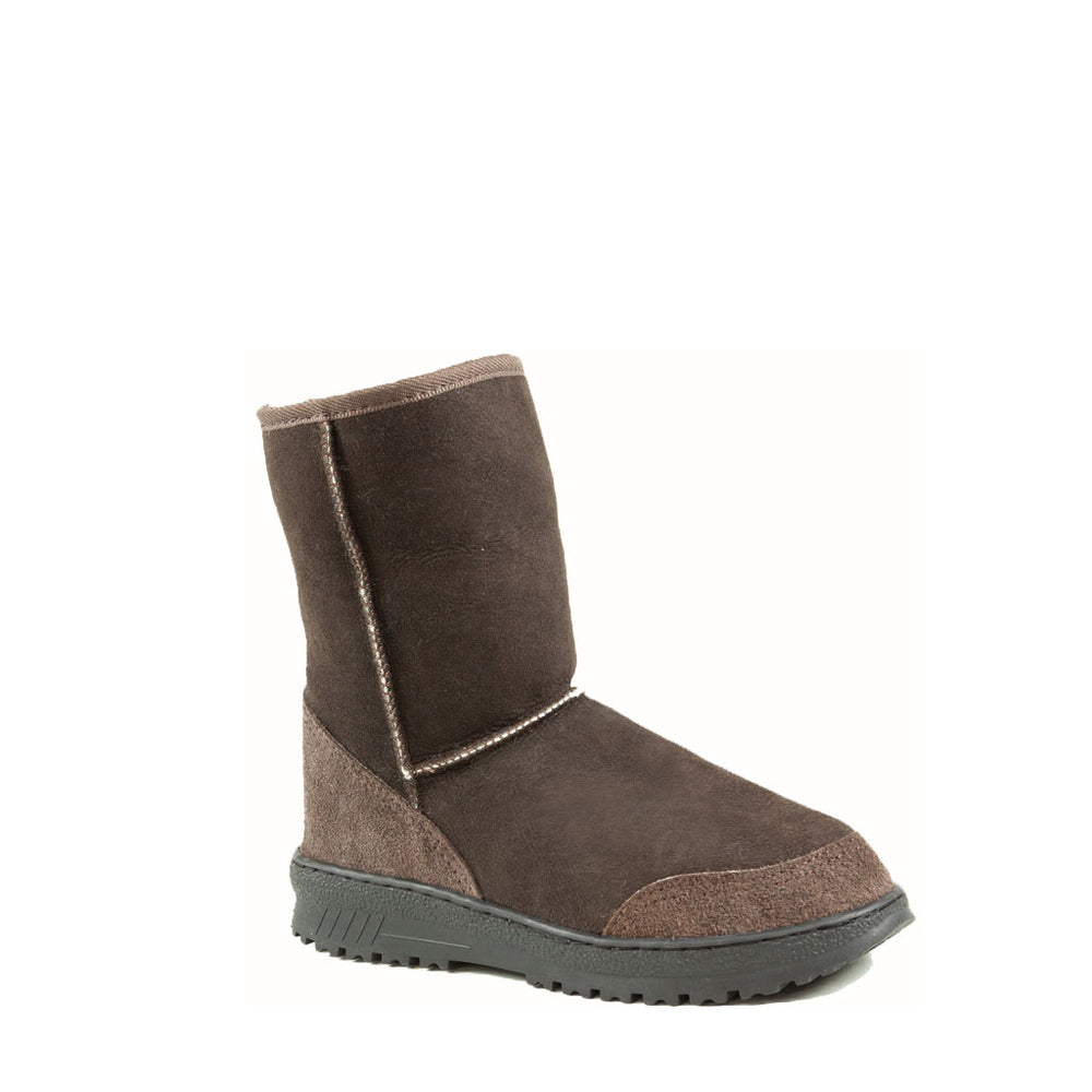 WANDER MID MOCHA - PURE OZ AUSTRALIAN MADE SHEEPSKIN UGG BOOT