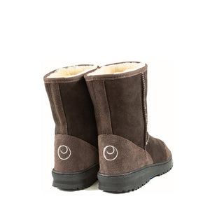 Load image into Gallery viewer, WANDER MID MOCHA BACK - PURE OZ AUSTRALIAN MADE SHEEPSKIN UGG BOOT