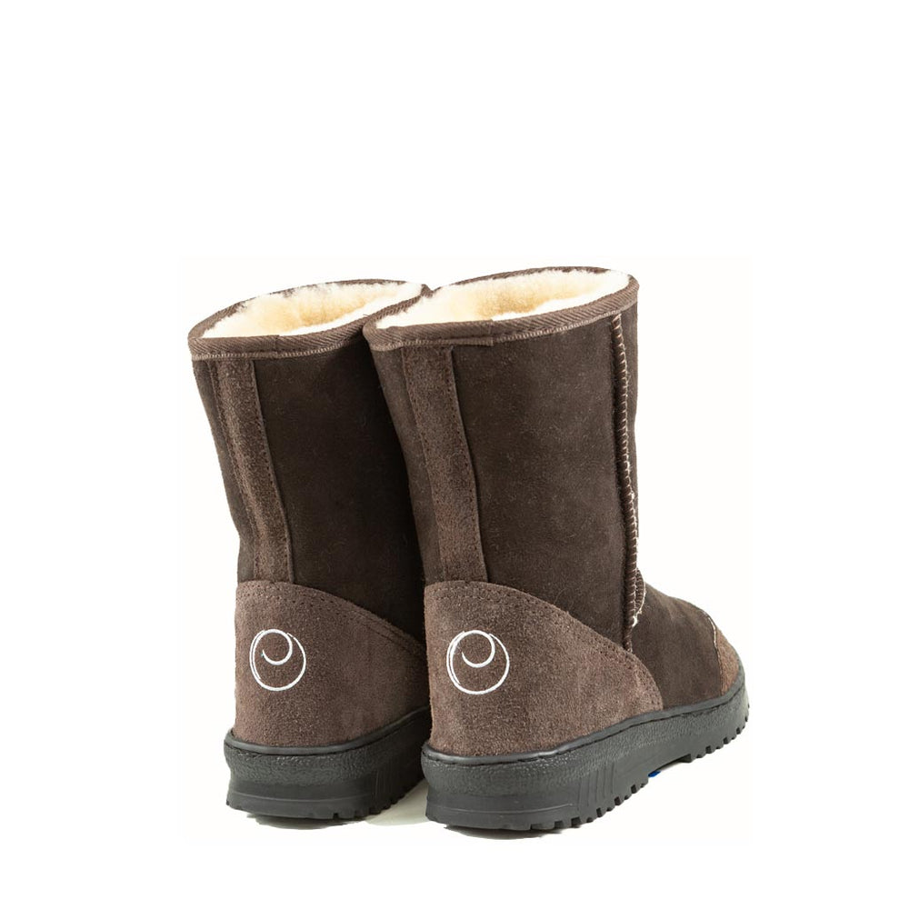 WANDER MID MOCHA BACK - PURE OZ AUSTRALIAN MADE SHEEPSKIN UGG BOOT