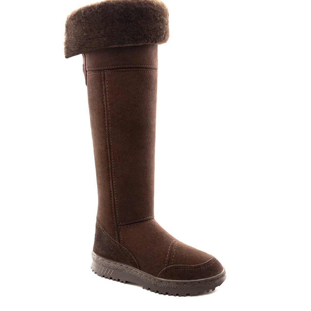 Venus Rise Mocca - PURE OZ AUSTRALIAN MADE SHEEPSKIN UGG BOOT