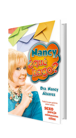 Libro NANCY, ¿QUÉ HAGO? - Nancy Alvarez