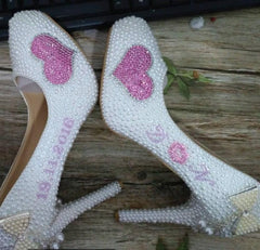 Personalized Shoes-photo review from one happy customer