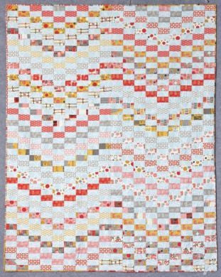 A Modern Bargello Pattern (Printed)