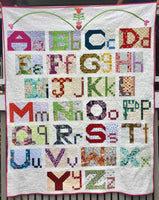 Easy as ABC Quilt Pattern (PDF)