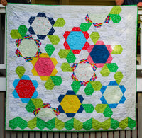 New Leaf Quilt Template