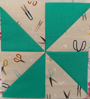Windy Wash Day Wall Hanging Sew Along - Pattern and Videos