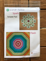 Flash and Spark Quilt templates