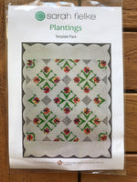 Plantings Quilt - Book Template Bag Kit