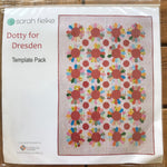 Dotty For Dresden Quilt - Book Template Bag Kit