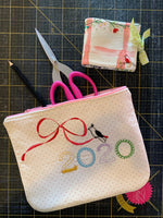 Learn to Hand Embroider Class (pdf patterns and video)