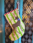Reindeer Stocking Pattern (PDF download)