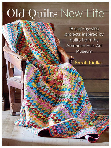 1) Old Quilts New Life