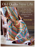 Flash and Spark Quilt - Book Template Bag Kit