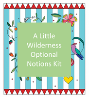 A Little Wilderness BOM 2020 Optional Notion Kit