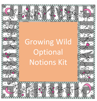 Growing Wild BOM 2020 Optional Notion Kit