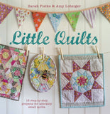 Pretty Little Half Hex Quilt - Book Template Bag Kit