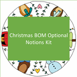 Christmas BOM 2021 Optional Notion Kit