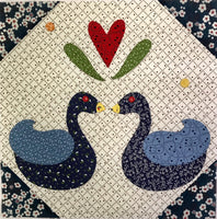 Quiltcon Class - Mastering Needleturn Applique_tempates and notes