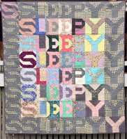 Sleepy Quilt Pattern (PDF)