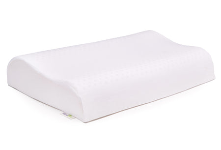 PureTree USDA Certified Organic Natural Latex Contour Pillow - PureTree by Top&Ample