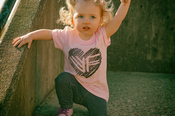 The Kid's Feral Heart Tee